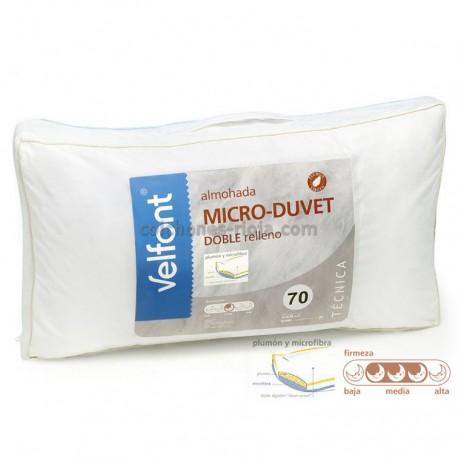 Almohada Micro-Duvet Plumón