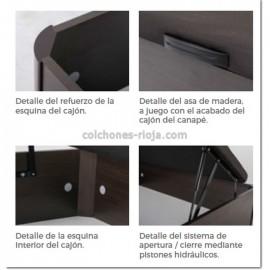 Canape Kit Maxi 2018